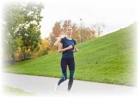 痩身維持に不可欠な有酸素運動