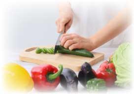 痩身のために必要な食事制限
